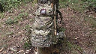Vorstellung Rucksack Tasmanian Tiger Trooper mit Loadout,