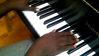 "Tutorial Of Alicia Keys ""A Place Of My Own"""