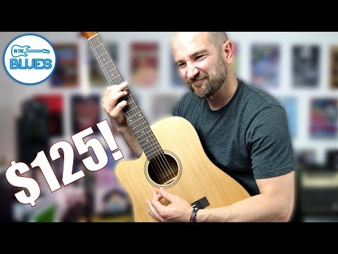Donner DAG-C1 Acoustic Guitar Review – Only $125?!