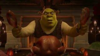 Shrek 2 (2004) - The Dinner Scene