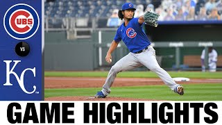 Yu Darvish twirls gem in 6-1 win vs. Royals | Cubs-Royals Game Highlights 8/5/20