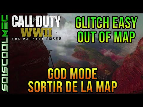 Glitch Out Of Map Easy Sortir De La Carte Facile The Darkest Shore Cod Ww2 Zombie