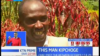 Tracking Eliud Kipchoge's roots