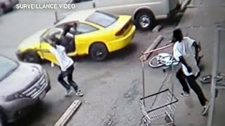 VIDEO: Chicago Gang Banger on Divvy Bike Shoots a man, innocent woman in Laundromat