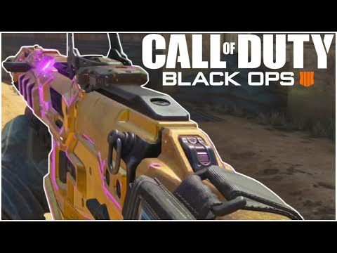 How To Unlock STAGE TWO GOLD CAMO in BO4! [Black Ops 4 How