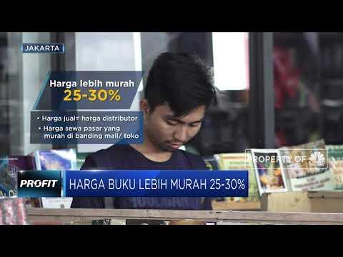 Pasar Kenari, Sentra Buku Murah Di Jakarta