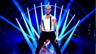 Strictly Professionals - Group Dance - Strictly Come Dancing 2012