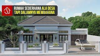 Desain Rumah Minimalis Modern 1 Lantai 4 Kamar Tidur Free Online