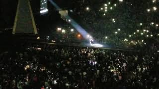 Sam Smith - Burning (Palacio de los Deportes, Mexico City)