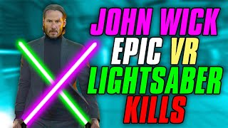 John Wick the JEDI MASTER