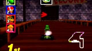 "Myles ~ Mario Kart 64 - Banshee Boardwalk 150CC N3lap 01'41""89"