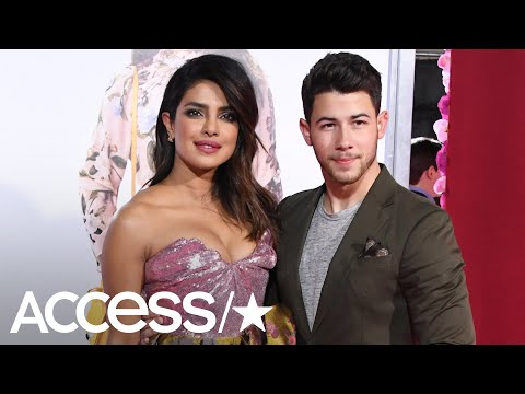 Nick Jonas' Niece Totally Snubbed Priyanka Chopra At First… Hear Why! | Access (видео)
