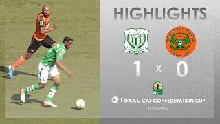 CC CAF : DC Motema Pembe 1-0 RS Berkane