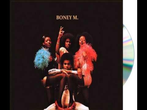 Boney M - Bye Bye Bluebird