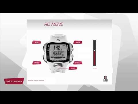 Sigma RC Move sporthorloge