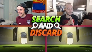 ICON SEARCH AND DISCARD!!! FIFA 18 Ultimate Team