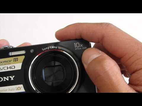 Sony Cybershot DSC-WX150 Digital Camera Overview - What's In The Box