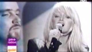 Bonnie Tyler - Total Eclipse Of The Heart - French TV - Hit Machine - 2001