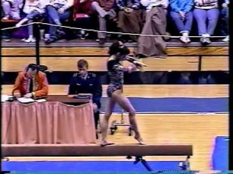 Chari Knight-Hunter – Beam – Gymnastics Coaching.com