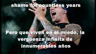Avenged Sevenfold - Unbound (the wild ride) sub. esp-ing