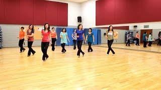 Oh Hot Damn! - Line Dance (Dance & Teach in English & 中文)