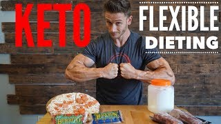 Keto Diet vs. Flexible Dieting (IIFYM): Health & Body Effects - Thomas DeLauer