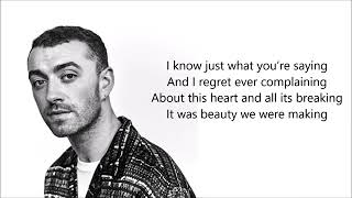Sam Smith - Palace (Lyrics)
