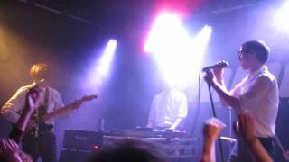 Spector - 'Friday Night, Don't Ever Let It End' -  Joiners, Southampton - 24th May 2016