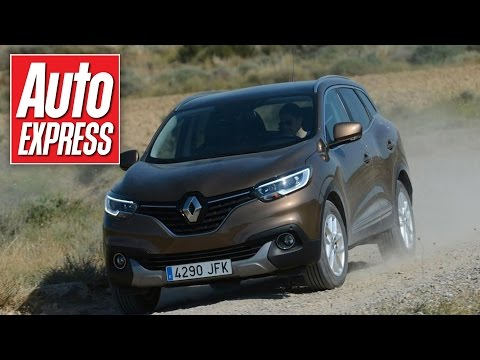 New Renault Kadjar - better than a Nissan Qashqai?