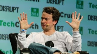 """George """"Geohot"""" Hotz Presents the Comma One at Disrupt SF"""