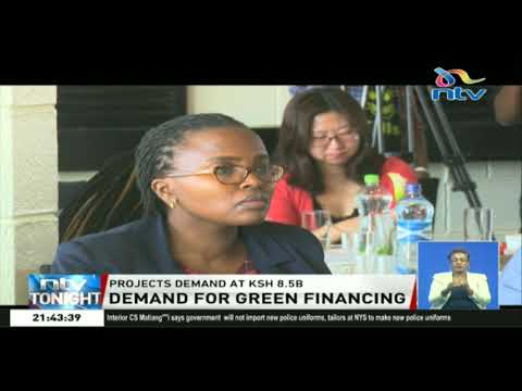 Kenya's growing demand for green financing