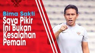 Gagal Melaju ke Semifinal di Ajang Piala AFF, Bima Sakti Minta Tak Salahkan Pemain