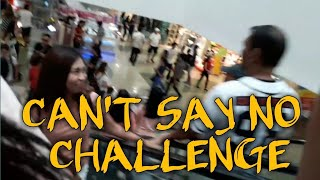JEN CAN'T SAY NO CHALLENGE! | Jen Orogo
