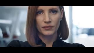 SOLA CONTRA EL PODER Miss Sloane  Trailer Subtitulado