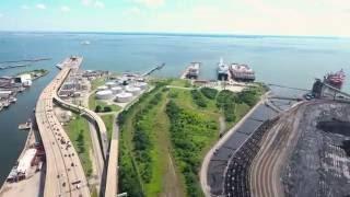 Scenic Northern Virginia - Phantom 4 Drone Footage