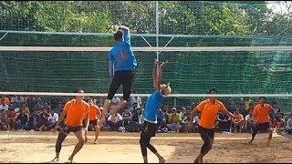 Team Tí Trâu VS Team Sanh (Quân Đoàn 4) | Giải 4-4 BÓNG CHUYỀN ĐÓ ĐÂY Tranh Cup ĐĂNG NGUYÊN ASICS