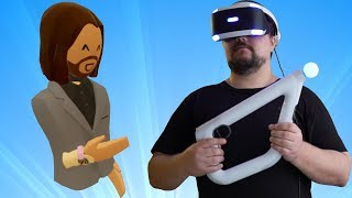 🕶️ СМЕШНЫЕ МОМЕНТЫ В REC ROOM ВР [PLAYSTATION VR]