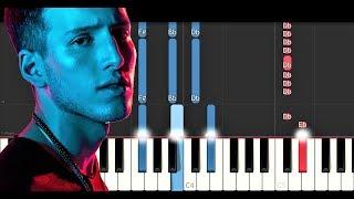 Sebastian Yatra, Beret   Vuelve (Piano Tutorial)