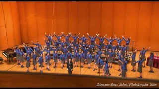 Diocesan Girls' School Senior Choir - The Fire Dance Of Luna