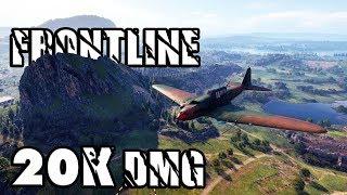 Frontline - 17 Kills - 20K Damage - World of Tanks Gameplay
