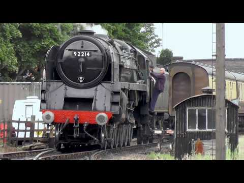 Great Central Railway 17th  June 2018 (High Definition 1920x1080).