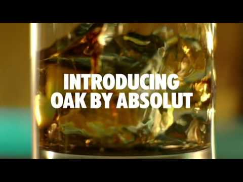 Absolut Commercial for Oak by Absolut (2016) (Television Commercial)