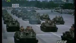 Wielka parada 1000-lecia Polski! Siła LWP!  22.07.1966