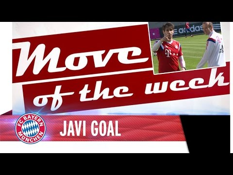 Javi Martínez amazing Goal I Move of the week