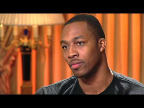Dwight Howard interviewed by Stephen A. Smith (full interview)