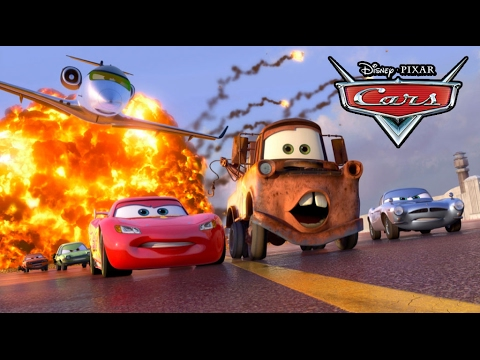 Disney Pixar Cars - Тачки - Ретро Обзор
