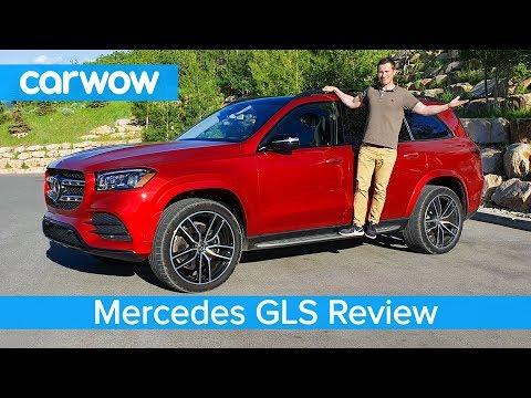 External Review Video Af1BSLW9cL8 for Mercedes-Benz GLS-Class SUV (3rd gen, X167)