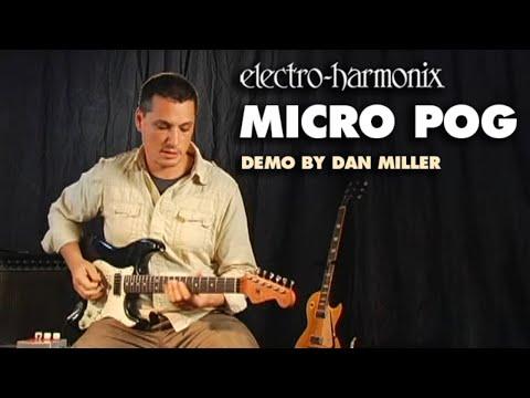 ELECTRO HARMONIX Micro Pog Kytarový efekt