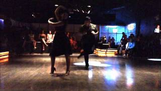 "Swing-Salsa, ""Jumpin Jack"",Jorge and Dalia, Danzanna Productions2011"