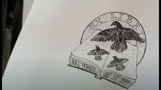 Making An Exlibris